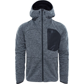 The North Face Thermoball Windwall Capuchon Jas Heren, black heather